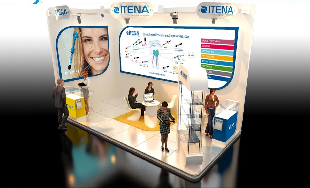 ITENA Clinical runs the show at AEEDC Dubaï - Image