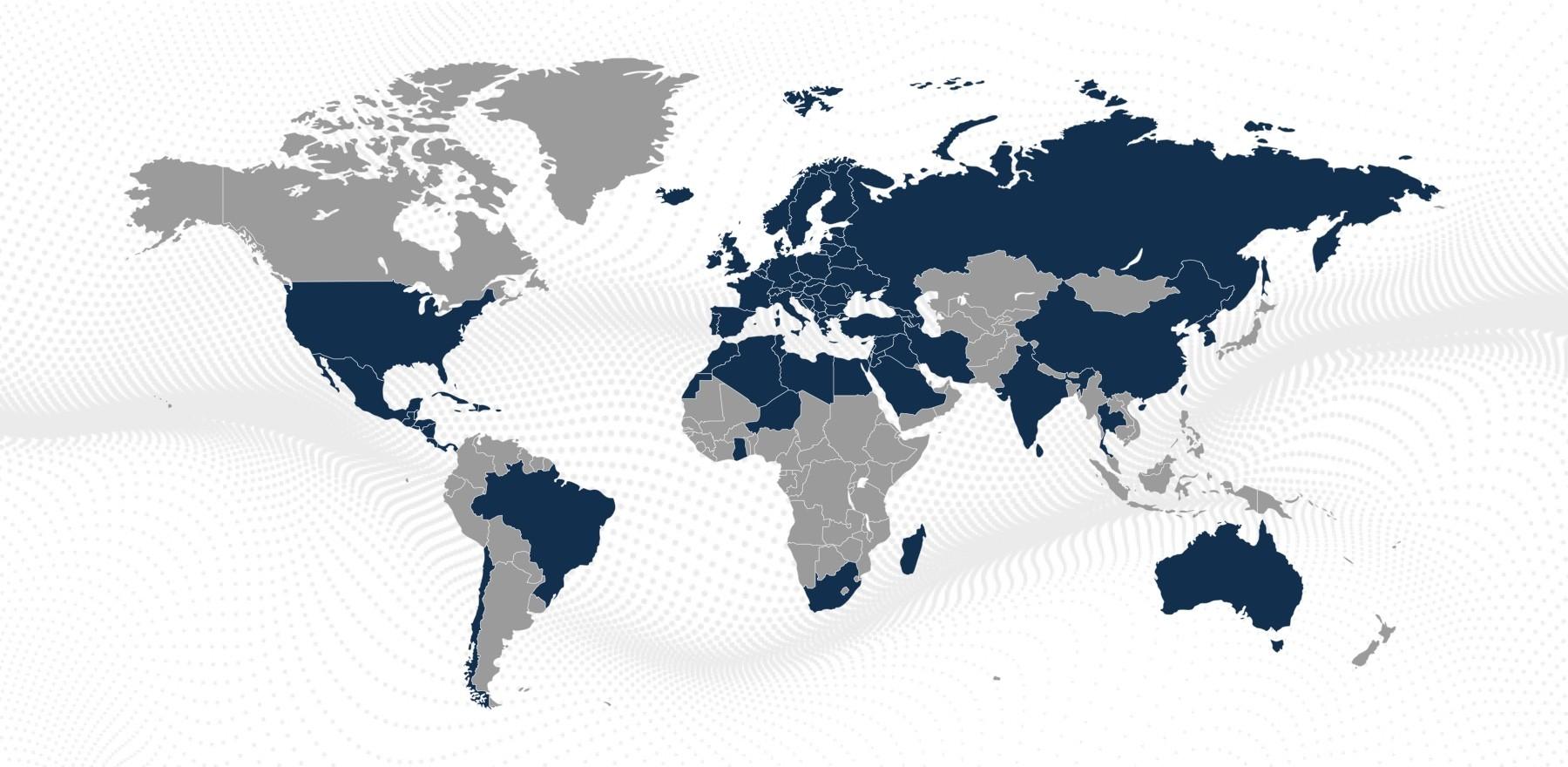 An international network - Image