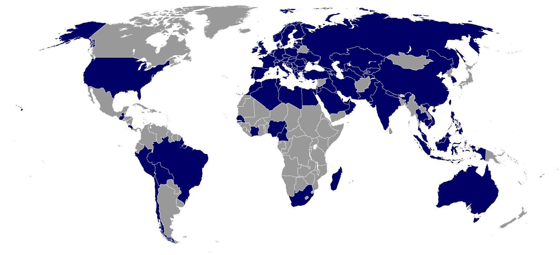 Una rete internazionale - Image
